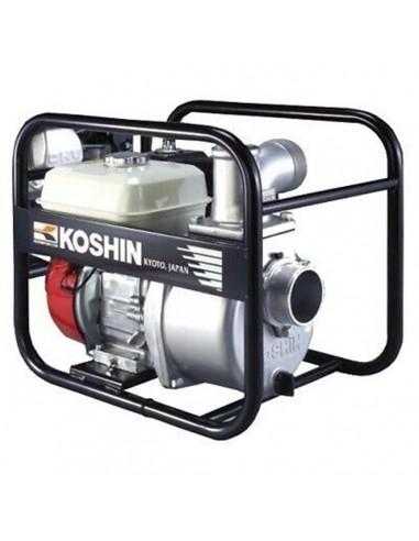 Koshin SEH licht vervuild water...